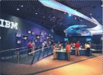 The old IBM THINKplace exhibits at EPCOT Innoventions