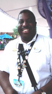 Disney Cast Member Robert