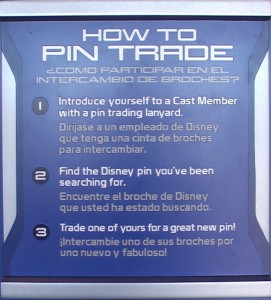 How to Pin Trade at EPCOT